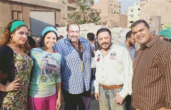 """نسرين أمين تبدأ تصوير أول مشاهدها في """"سوق الجمعة"""""""