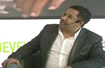 الشاب خالد: الفن أصبح أقوى من السياسة.. وستظل مصر أم الفنون