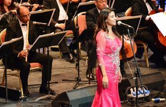 ياسمين علي تبهر الحضور في مهرجان الموسيقى العربية