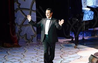 محمد ثروت يكشف أجواء حفلاته بالمولد النبوي الشريف
