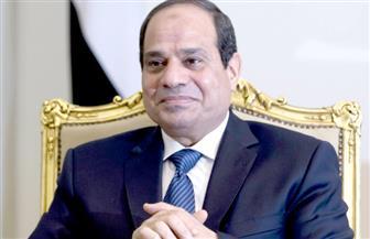 الرئيس: مصر تنظر بإيجابية للتنمية في إثيوبيا.. وقادرون على حماية أمنها القومي