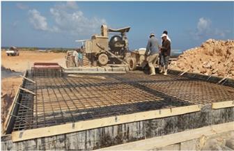 الري: استمرار حفر الآبار لتوفير المياه وإنشاء السدود والبحيرات للحماية من السيول | صور