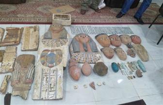 مدير متحف سوهاج: الإعداد لعرض 2000 قطعة أثرية منها توابيت فريدة