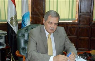 """رئيس """"القابضة لمياه الشرب"""" يعقد اجتماعا مع رؤساء ٥ شركات لمتابعة مشروعات الصرف الصحى"""