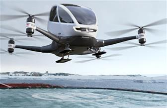 """""""أوبر"""" تعتزم إطلاق """"التاكسي الطائر"""" في لوس أنجلوس بحلول 2020"""
