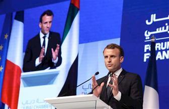 ماكرون يعلن اتفاقًا فرنسيًا - إماراتيًا على برنامج استثمارات بقيمة مليار يورو