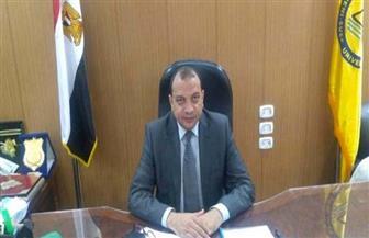 رئيس جامعة بنى سويف يستقبل وفداً من بنك الاستثمار القومي