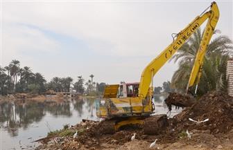 إزالة 32 ألفًا و132 تعديًا على النيل منذ بدء الحملة القومية لإنقاذ النهر