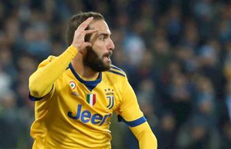 هيجواين يقود اليوفينتوس لفوز مهم أمام نابولى في قمة الدوري الإيطالي