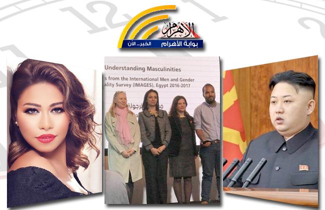 إيقاف شيرين عبدالوهاب.. قمة ثنائية بالقاهرة.. الرئيس الروسي في القاهرة بنشرة التاسعة -