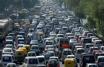 النشرة المرورية.. تعرف على أماكن الكثافات المرتفعة بشوارع العاصمة