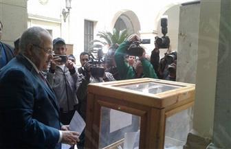 رئيس جامعة القاهرة يتفقد اللجان الانتخابية في أولى جولات انتخابات الطلاب | صور