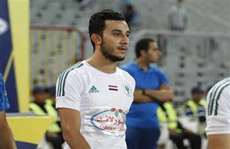 """مدافع """"المصري"""" يعود للملاعب بعد شهرين"""