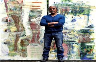 افتتاح معرض الفنان مهاب عبد الغفار بقاعة الباب بالأوبرا.. الثلاثاء | صور