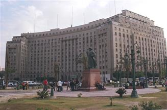 أحمـد البرى يكتب: إخلاء مجمع التحرير