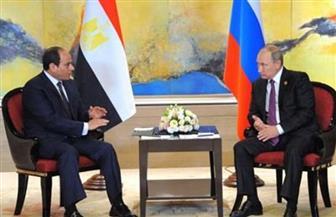 """""""مصر – روسيا"""".. 70 عامًا من التعاون الاقتصادي المثمر"""