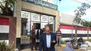 """إحالة 6 موظفين بالوحدة المحلية لـ""""محلة زياد"""" في الغربية للتحقيق   صور"""