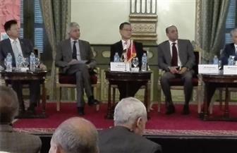"""الملحق الصيني: انضمام مصر لـ""""الكانتون"""" يُسعدنا"""