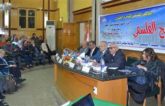 رئيس جامعة القاهرة: النهضة الحقيقية تبدأ بتغيير طريقة التفكير | صور