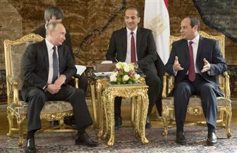 زيارة الرئيس السيسي إلى روسيا.. خطوة جادة نحو تعزيز التقارب وزيادة الاستثمارات بين البلدين