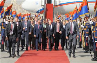 خبراء يرصدون إيجابيات زيارة الرئيس الروسي لمصر