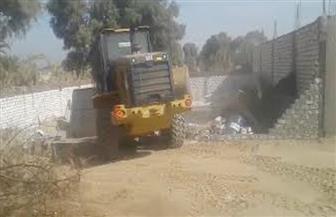 إزالة 89 حالة تعدٍ على الأراضي الزراعية بمركز قوص بقنا | صور