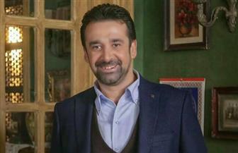 كواليس-المسلسل-الإذاعي-توأم-روحي-لكريم-عبدالعزيز-|-صور