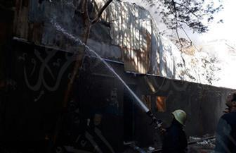 """""""الصحة"""": 3 سيارات إسعاف لحريق باب الشعرية.. ونقل مصاب لمستشفى سيد جلال"""