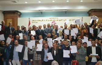 وزير القوى العاملة: الدولة تقف خلف جميع عمالها وترعى أبناءها في الخارج | صور