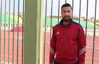 محمد عبدالله يكشف كواليس إصابة لاعبي الإنتاج بكورونا