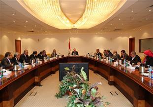 وزير الاتصالات يلتقي أعضاء غرفة صناعة تكنولوجيا المعلومات والاتصالات