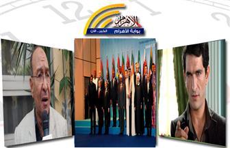 توجيهات الرئيس.. شرط مصر للتسوية.. وفاة أحمد رفعت.. حبس واكد.. دبابة بسرعة فيراري.. بنشرة الثالثة