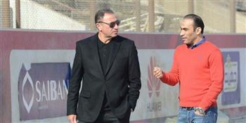الخطيب يبحث مع سيد عبد الحفيظ ملف الراحلين والصفقات الجديدة في الأهلي