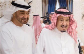 الملك سلمان وولي عهد أبو ظبي يبحثان تداعيات الاعتراف الأمريكي بالقدس عاصمة لإسرائيل