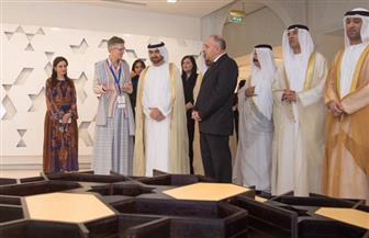 افتتاح معرض الشارقة الدولي للفنون الإسلامية  في دورته العشرين