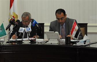"""وزارة الإسكان و""""العربية للنقل البحري"""" يوقعان بروتوكولاً لإنشاء فرع للأكاديمية بـ""""العلمين الجديدة"""""""
