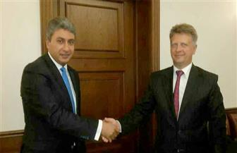 وزير الطيران يلتقي وزير النقل الروسي غدًا لاستئناف الرحلات الجوية بين البلدين