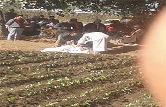 """العثور على جثة طالبة مشنوقة أمام مصرف """"ميت عساس"""" بالغربية   صور"""
