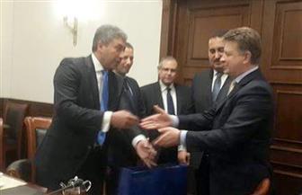 مصر وروسيا توقعان اتفاقية التعاون بشأن أمن المطارات تمهيدا لاستئناف الرحلات الجوية بين البلدين