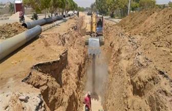 محافظ مطروح يوافق على دعم مشروعات مياه الشرب الصرف الصحي بـ350 مليون جنيه