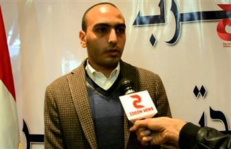 تحالف الأحزاب المصرية يعلن دعم وتأييد الرئيس السيسي لحماية الأمن القومي