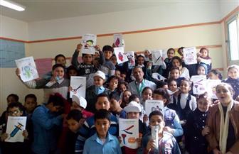 انتهاء فاعليات القافلة التنموية الشاملة لجامعة عين شمس بمحافظة دمياط |صور