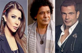 حصاد ٢٠١٧.. ألبومات لعدد من النجوم .. وعمرو دياب ومحمد منير وأصالة أبرزهم هذا العام