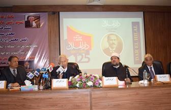 مكرم محمد أحمد يكشف دور دار الهلال التثقيفي والتنويري في محاربة الإرهاب