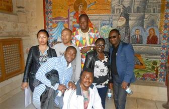 الإعلاميون الأفارقة: مصر رمز للوحدة الدينية وملتقى للحضارات | صور