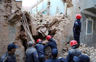 إصابة 6 أشخاص في انهيار منزل بقرية نجع السايح بإدفو
