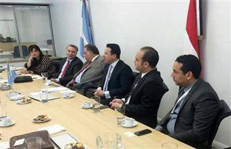 وزير التجارة: نجاح جهود وفد الوزارة في وضع أطر للتعاون التجاري والاستثماري مع البرازيل والأرجنتين