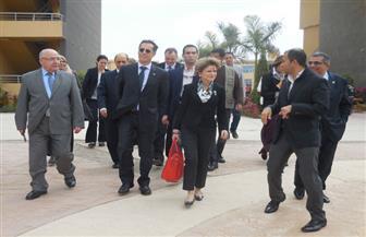 وزيرة سويسرا للشئون الاقتصادية: العلاقات المشتركة مع مصر ممتدة منذ سنوات ومستمرة | صور