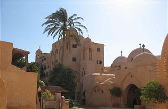 دير الأنبا بيشوي: صلوات تجنيز رئيس الدير مقصورة على أعضاء المجمع المقدس