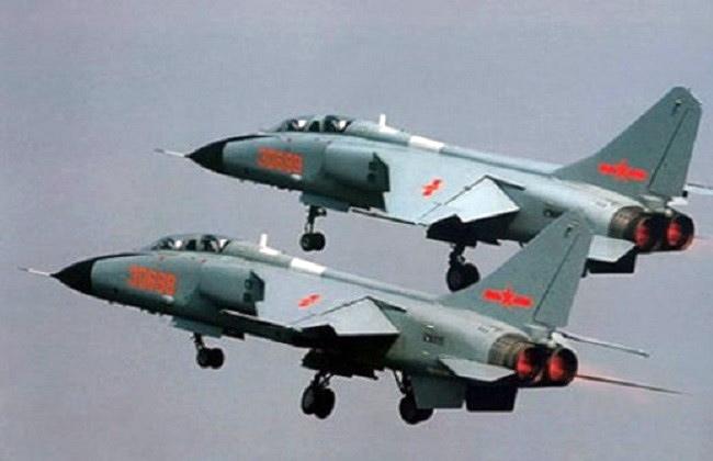 تايوان  طائرة عسكرية صينية دخلت مجالنا الجوي اليوم